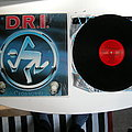 D.R.I. - Crossover LP First US pressing