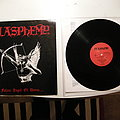 Blasphemy - Fallen angel of doom LP First pressing