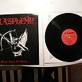Blasphemy - Tape / Vinyl / CD / Recording etc - Blasphemy - Fallen angel of doom LP First pressing