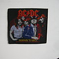 AC/DC - Highway to hell Official patch