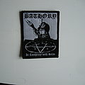Bathory - In conspiracy with satan patch