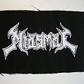 Miasmal - Printed D.I.Y. patch