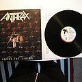 Anthrax - Among the living LP (ILPS 9865, 1987) Tape / Vinyl / CD / Recording etc