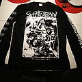 Suffocation - Reincrimated Official longsleeve Size Large TShirt or Longsleeve