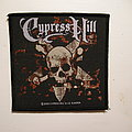 Cypress Hill - Skull & bones Official patch