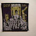 Misfits - Earth A.D. Official patch
