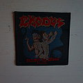 Exodus - Patch - Exodus - Bonded by blood Officlal patch