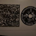 Framtid - Tape / Vinyl / CD / Recording etc - Various Artists - Konton damaging ear massacre Comp CD