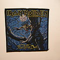 Iron Maiden - Fear of the dark Official patch