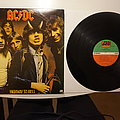 AC/DC - Tape / Vinyl / CD / Recording etc - AC/DC - Highway to hell LP (Atlantic, US, 1979)
