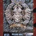 Skyclad The Wayward Sons album release poster Other Collectable