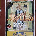 Skyclad Greece 1995 poster