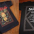 Skyclad  'The Storyteller' Tour shirt