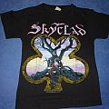 Skyclad - Tour of the Wilderness t-shirt