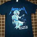 Metallica - TShirt or Longsleeve - Metallica Doris T-Shirt