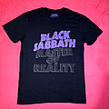 Black Sabbath - TShirt or Longsleeve - Black Sabbath - Master of Reality t-shirt
