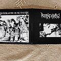 Rotting Christ - Tape / Vinyl / CD / Recording etc - Rotting Christ/ Monumentum – Split 7''