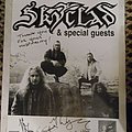 Skyclad posters Other Collectable