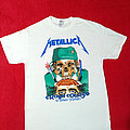 Metallica Crash Course in Brain Surgery t-shirt