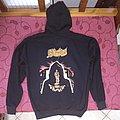 Skyclad - Hooded Top - Skyclad - A Burnt Offering For the Bone Idol hoodie