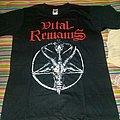 Vital Remains - TShirt or Longsleeve - Vital Remains - Forever Underground