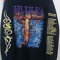 Sepultura - Chaos A.D Tour 1994 Longsleeve