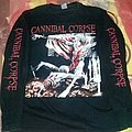 Cannibal Corpse - Tomb Of the mutilated Long sleeve
