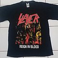 Slayer - Reign in Blood '86 - '87 Tour