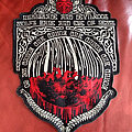 The Devil's Blood - Patch - The Devil's Blood rare original embroidered backpatch