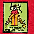 "The Body patch ""The sadness will last forever"""