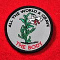 "The Body ""All the World a Grave"" Embroidered  Patch"