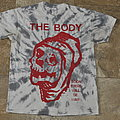"""The Body'""""Soon there will be war"""" TShirt or Longsleeve"""
