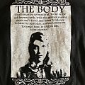 The Body sylvia plath t shirt