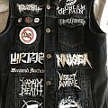 Grind/Death/Sludge/Core vest in progress