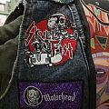 Patch Skull Fist + Motörhead
