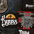 Patch Kyuss et Machine head
