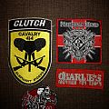 New patches to be sewn bought this year