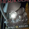 Merauder - Tape / Vinyl / CD / Recording etc - merauder- master killer LP