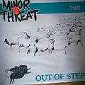 Minor threat- out of step