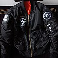Nails - Battle Jacket - Patched bomber jacket