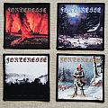 Forteresse Patches -  Canadian Black Metal Band