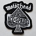 Motörhead Embroidered Patch