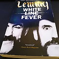 Lemmy: White Line Fever Other Collectable