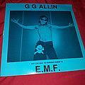 GG Allin - Tape / Vinyl / CD / Recording etc - GG Allin - E.M.F.