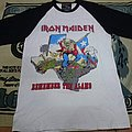Limited Reissue Iron Maiden  Remember The Alamo shirt
