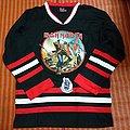Iron maiden hockey jersey TShirt or Longsleeve