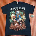 Iron maiden tshirt the book of souls Usa tour
