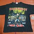 Vintage iron maiden tshirt