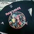Iron maiden bring your daughter to the slaughter shirt