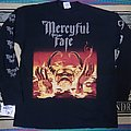 Vintage mercyful fate longsleeve shirt